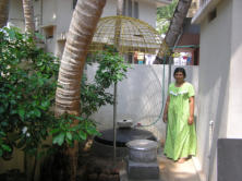 Biotech Ltd - Domestic Biogas plant in Kerala